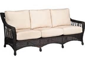 Lloyd Flanders Patio Furniture Replacement Cushions by Woodard Serengeti Sofa Replacement Cushions 91w020 Sofa