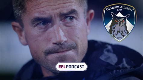 Official EFL Podcast: We're off and running! - News - EFL ...