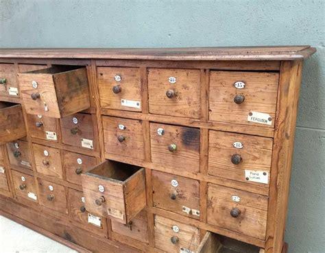 ancien meuble de m 233 tiers 224 tiroirs