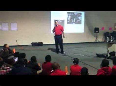 Louie Herron Toyota by Louie Speaks At Eagle Ridge Elementary School