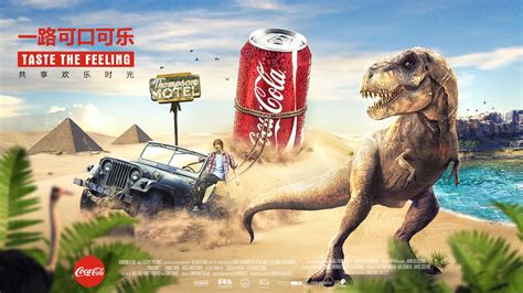 Coca Cola, Desert, Jeep Wallpapers Hd / Desktop And Mobile
