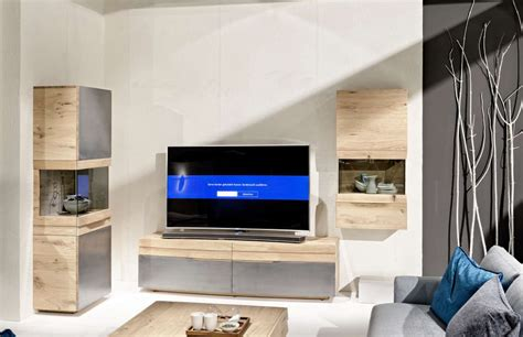 meuble tv chene massif meuble tele chene clair design