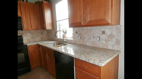 giallo napoli granite countertops installed  charlotte