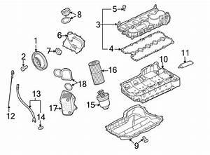 2010 Volkswagen Jetta Se Sedan 2 5l 5 Cylinder A  T Engine