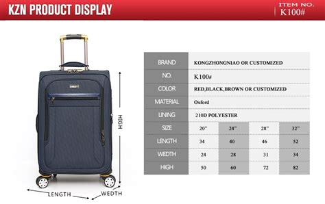 cabin baggage size new promotional boarding trolley bag cabin size travel