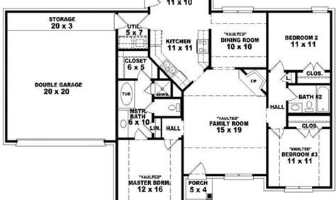 top  ideas  open floor house plans  story
