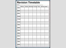 Timetable Templates – 21+ Free Word, PDF, Excel Templates