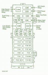 2003 Ford Taurus 3 0 Fuse Box Diagram  U2013 Circuit Wiring