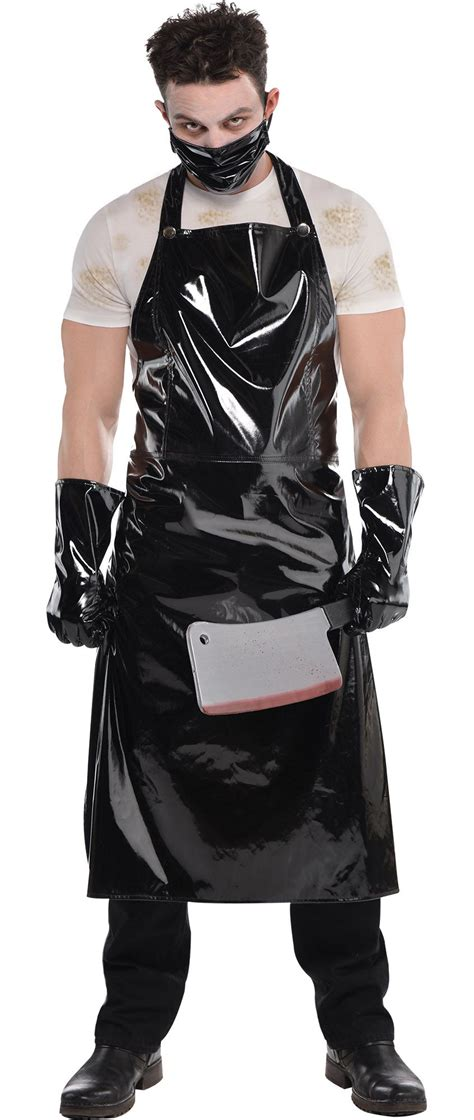 create   mens butcher costume accessories party city