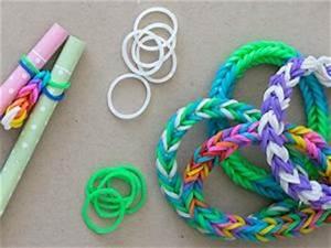 Bracelet Avec Elastique : bracelet elastique rainbow ~ Melissatoandfro.com Idées de Décoration