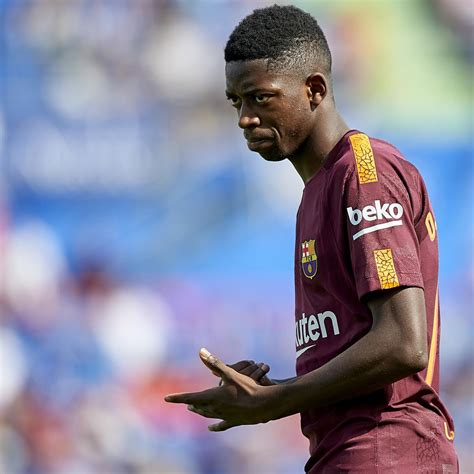 Ousmane Dembele Has a Chance of Clasico Return for ...