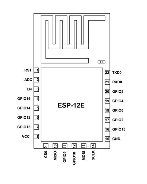 ESP8266-12E WiFi Module buy in Pakistan