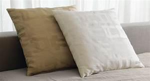 Cuscini design per divano: Easy, Pence, Stripe e Intrecci