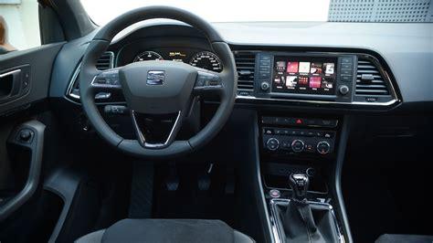 seat ateca interior seat ateca 1 4 ecotsi 150 cv impresiones y consumo real