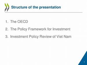 Presentation on the Viet Nam-OECD 2015 Investment Policy ...