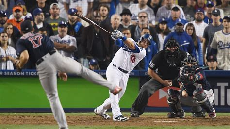world series game  dodgers defeat red sox   inning
