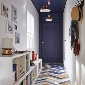 Decorer son entree marie claire maison for Porte d entrée alu avec meuble salle de bain couleur