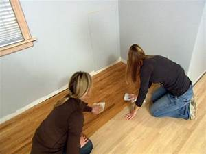 how to stain a wood floor how tos diy With how to varnish wood floors