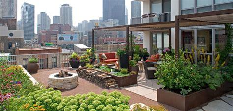 rooftop gardens ancient idea modern benefits modern