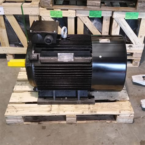 Electric Motor by Teco Westinghouse 90kw 3 Phase Electric Motor 1500rpm 4