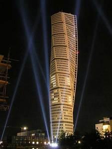 Arquitectura Espectacular  Hsb Turning Torso