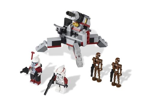 siege lego lego wars battle pack collection 5001137