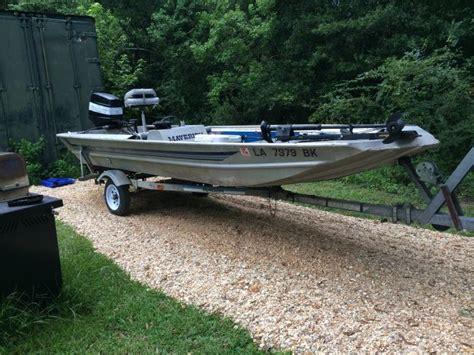 Alumacraft Boats For Sale Louisiana by 1985 Alumacraft Bass Boat For Sale In Baton