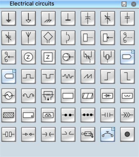 Electrical Symbols Circuits