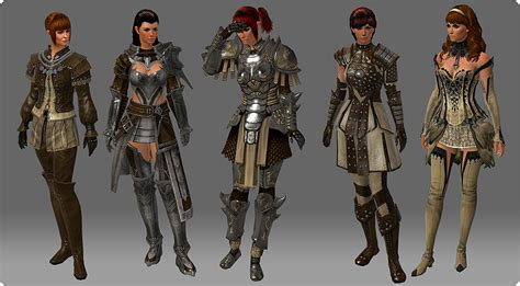 Guild Wars Armor Sets