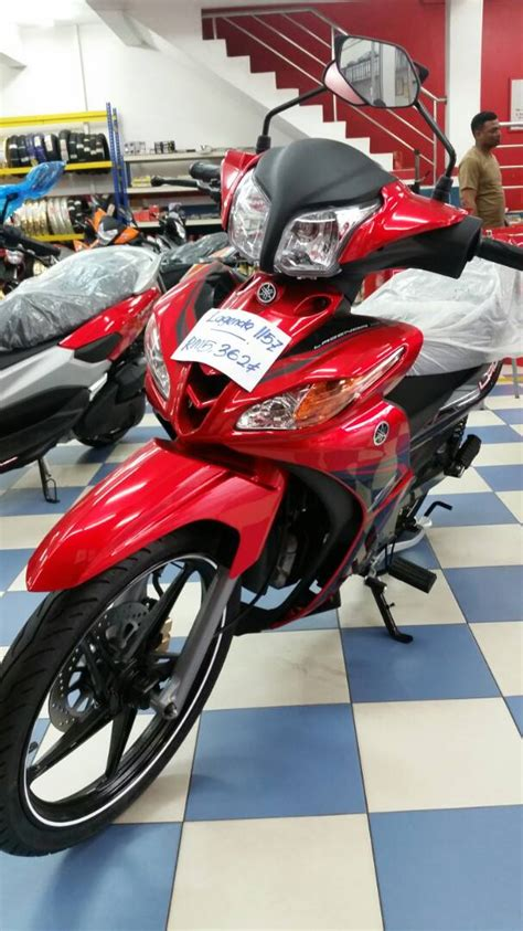 yamaha lagenda 115z excel cycle sdn bhd