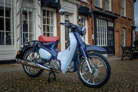 honda cub c125 the bike insurer