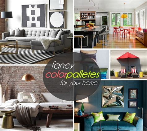 color palette for home interiors three stunning color palettes for your interior