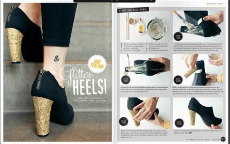 diy fun ideas  shoe heels makeover   budget