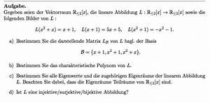 Eigenwert Matrix Berechnen : eigenwerte eigenwert eigenvektor charakteristische polynom l x 2 x x 1 l x 1 5x 5 l x ~ Themetempest.com Abrechnung