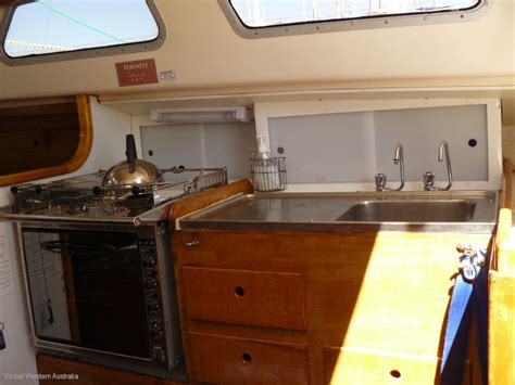 Boat Moorings For Sale Perth by Duncanson 35 Including A Mooring In Rockingham Sailing
