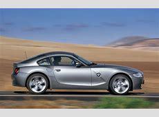 BMW Z4 Coupé Review 2006 2008 Parkers