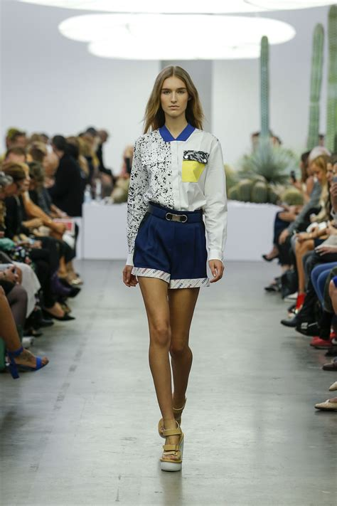 ICEBERG SPRING SUMMER 2015 WOMEN'S COLLECTION | The Skinny ...
