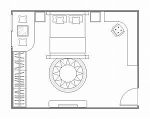Guest Bedroom Plan