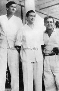 Shammi Kapoor Raj Kapoor And Prithviraj Kapoor Shammi
