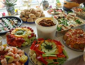 7 Healthy Party Foods & Appetizers Sun Signs