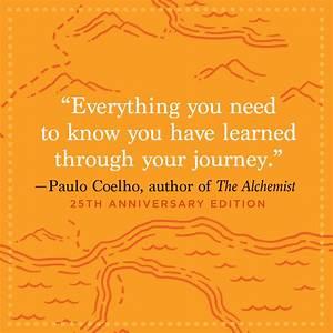 Paulo Coelho Quote on Life's Journey
