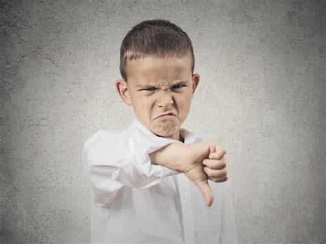 handle  cranky child