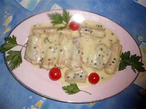 cuisiner la saumonette recette de saumonette au poivre vert