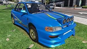 1998 Subaru Impreza 22b-sti