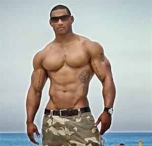 Daily Bodybuilding Motivation  Get Six-pack Abs Like Kwesi Keller
