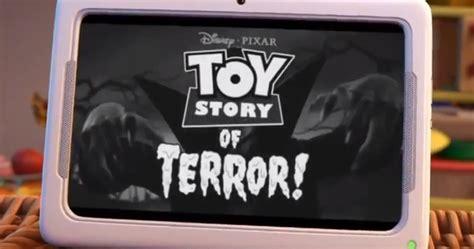 toy story  terror uk broadband advertisement pixar post
