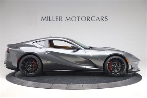 And true to the coupe's. Pre-Owned 2020 Ferrari 812 Superfast For Sale ($399,900)   Miller Motorcars Stock #4695