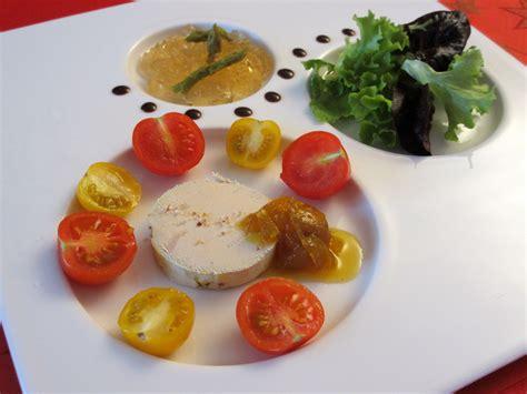 assiette cuisine decoration assiette de foie gras photo 28 images la