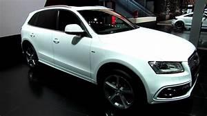 Audi Q5 2013 : 2013 audi q5 tdi s line exterior and interior walkaround 2013 new york auto show youtube ~ Medecine-chirurgie-esthetiques.com Avis de Voitures