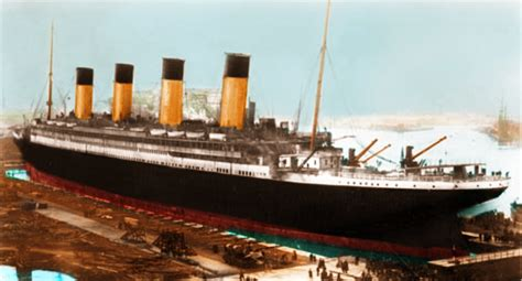 thompson dry dock 1912 by rms olympic on deviantart